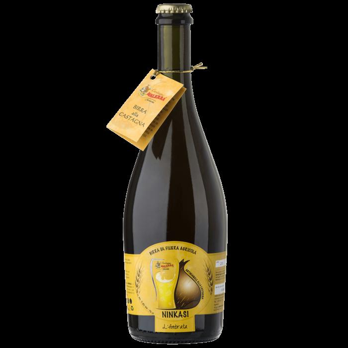 Ninkasi Birra Artigianale alla Castagna